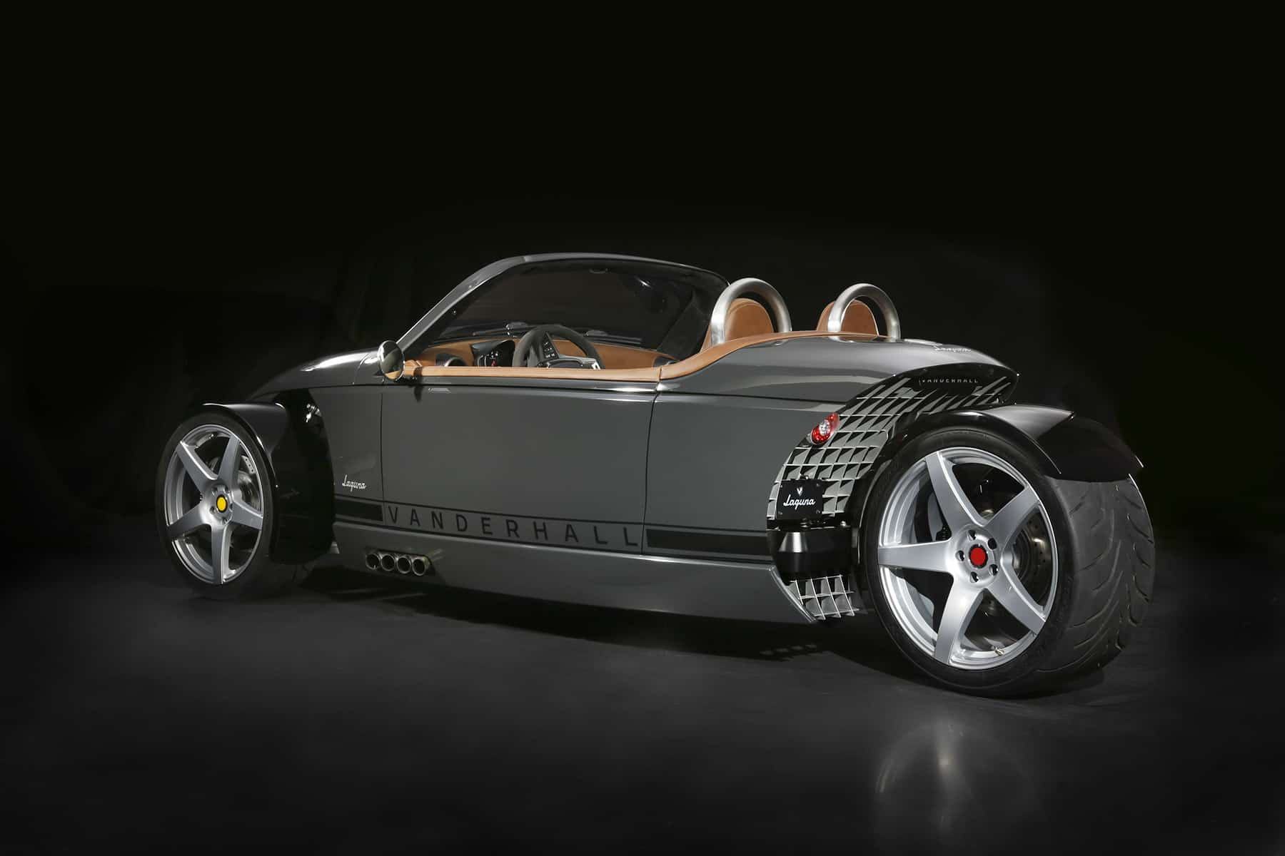 Vanderhall Laguna - Pebble Beach Edition
