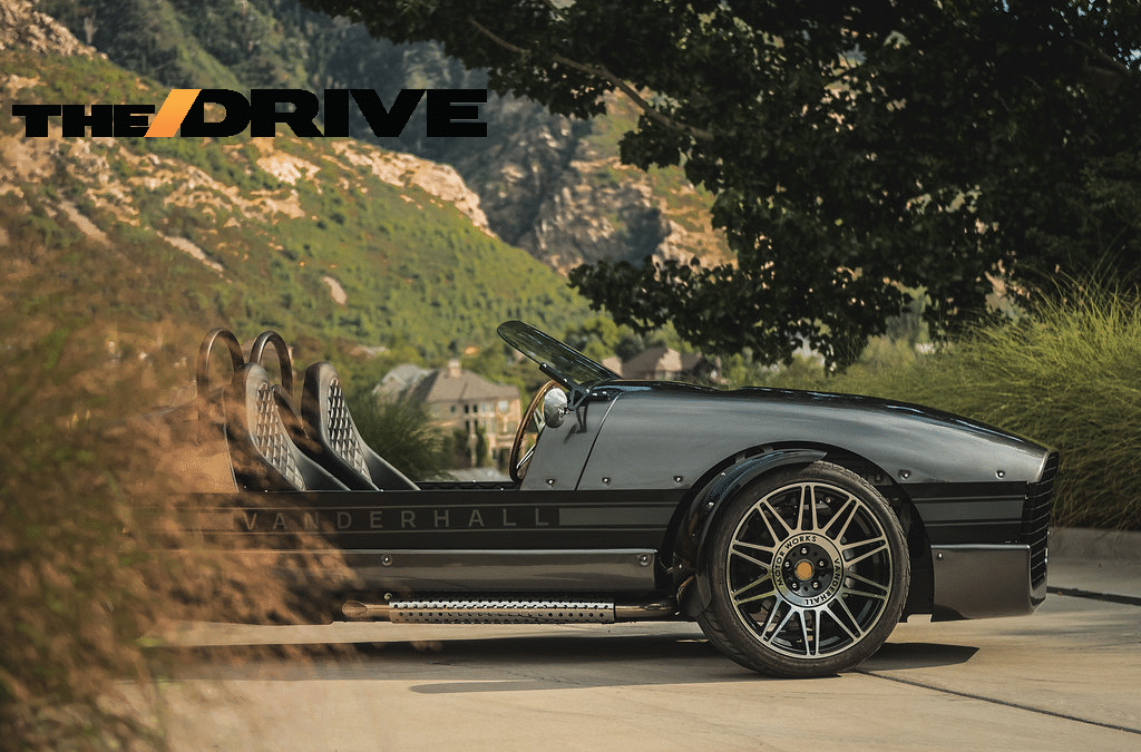 Morgan 3 Wheeler Vs. Vanderhall Venice: A (Slightly Biased) One-Man Comparison Test