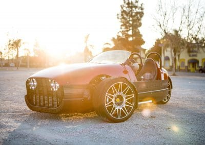 Vanderhall Red Venice three wheel (29) copy