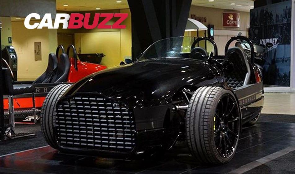 Carbuzz: Utah Base Company Just Built An Affordable EV Performance Car