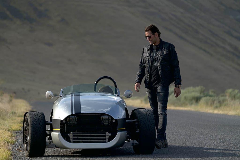 Vanderhall Speedster 2