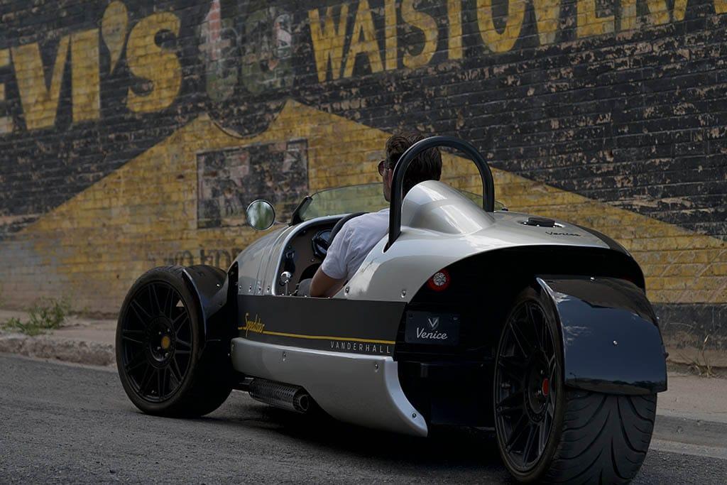 Vanderhall Speedster 5
