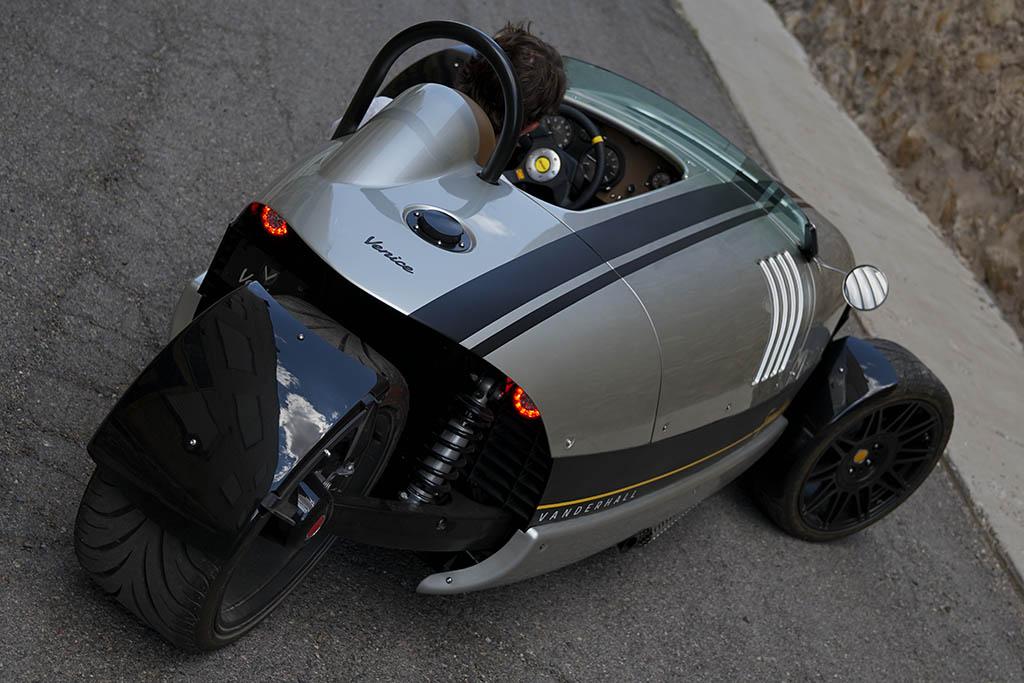 Vanderhall Speedster 6