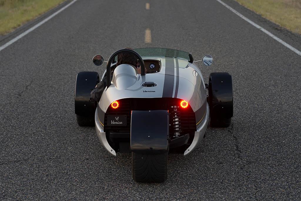 Vanderhall Speedster 8