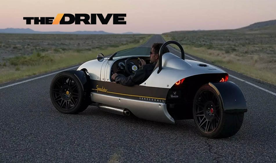 The Drive: Vanderhall Venice Speedster Unveiled at Sturgis