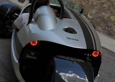 Vanderhall Speedster 9