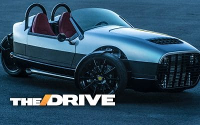 The Drive: 2019 Vanderhall Carmel: A Three-Wheeled Touch of Luxury