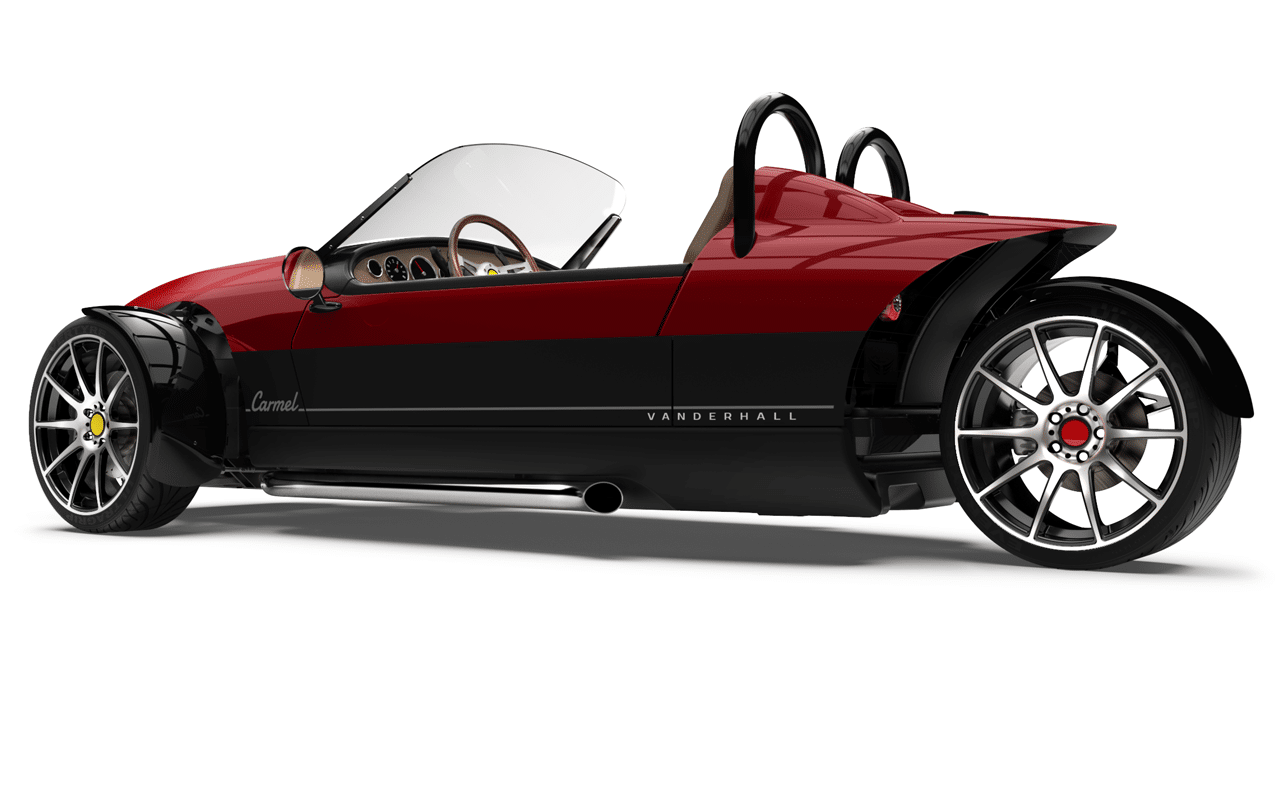 Vanderhall-Carmel-side-rear RED