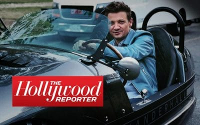 "HollywoodReporter: Why Hollywood Stars Jamie Foxx, Jeremy Renner Are Obsessed ""Fly"" Alt-Vehicles"