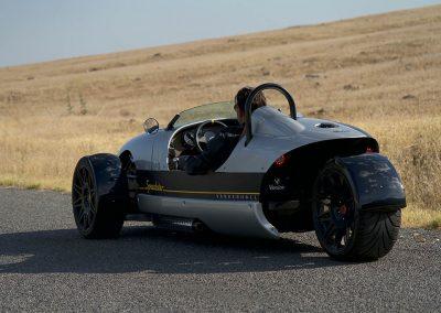 Vanderhall Speedster 3
