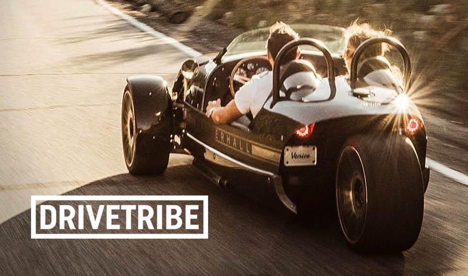 DriveTribe: Vanderhall – Wunderbar