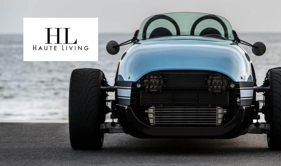 HauteLiving: An Inside Look At Vanderhall Venice Sparks Joy And Exhilaration