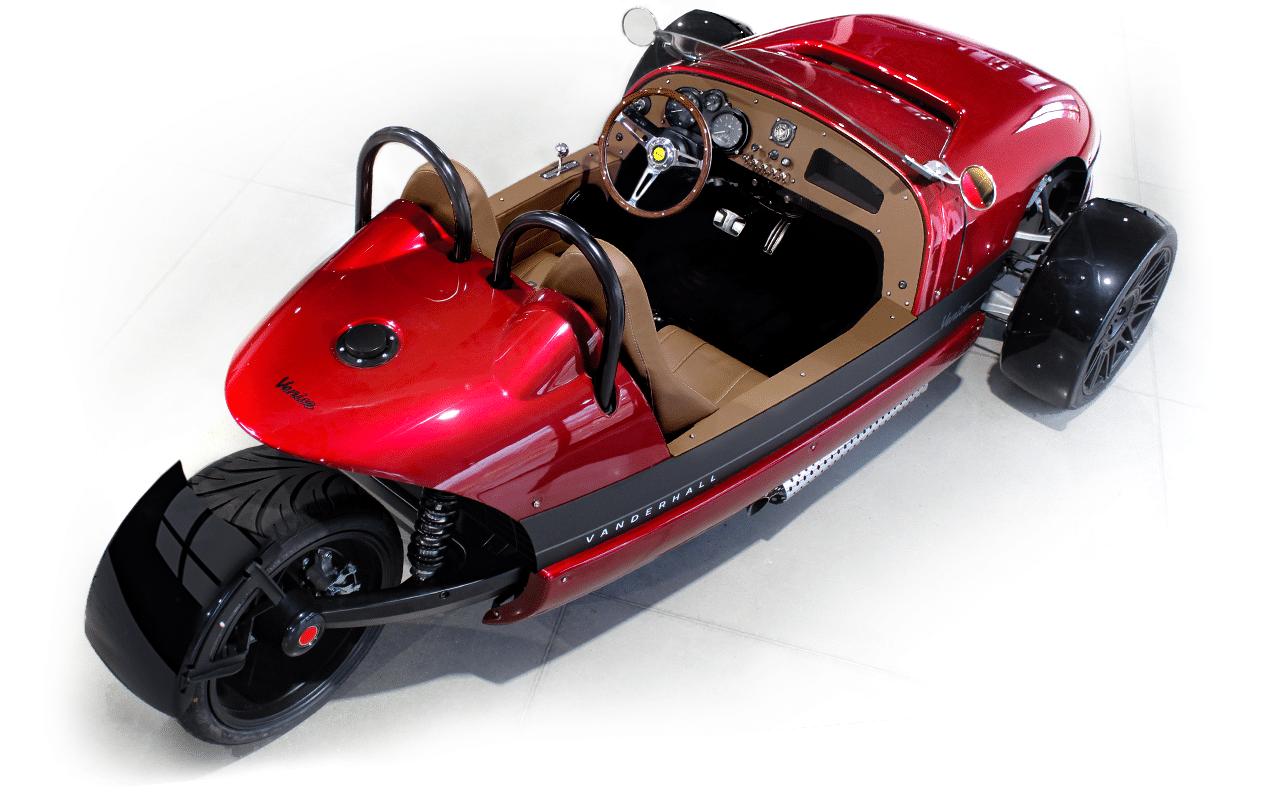 high rear ruby