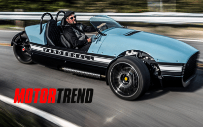 Motortrendondemand: 7 Reasons Why the Vanderhall Venice is the Ultimate Autocycle