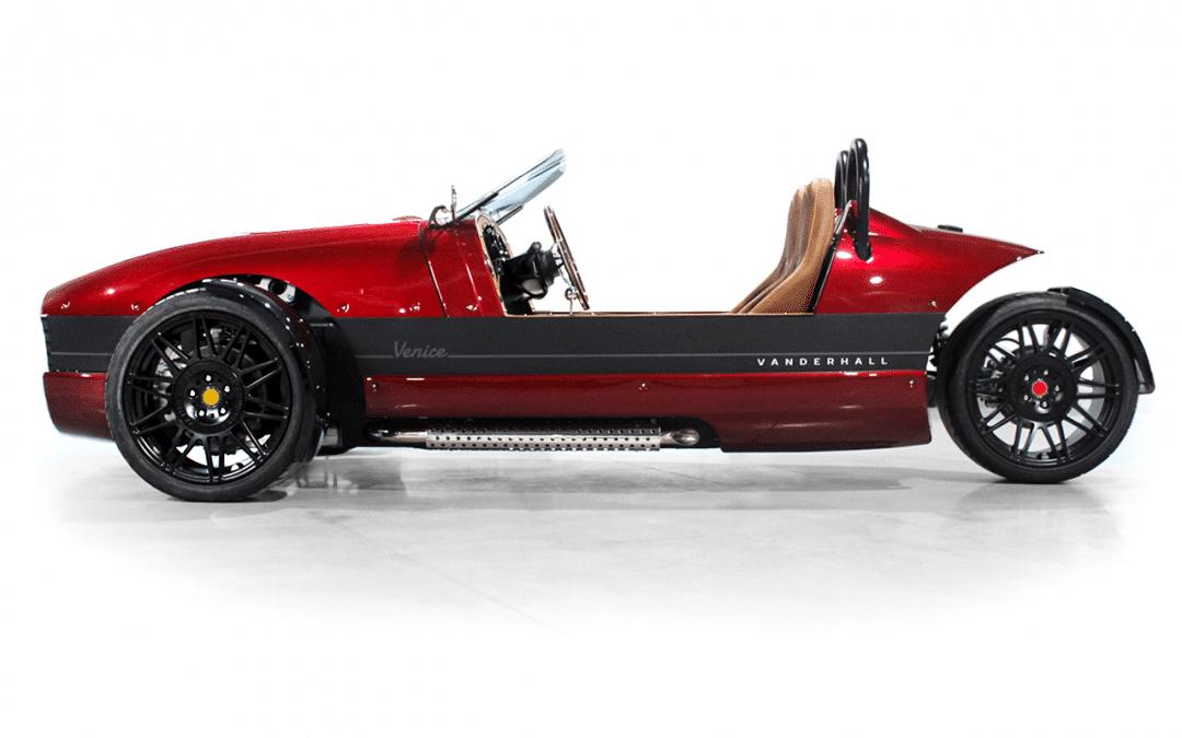 2019 Vanderhall Venice GT – Red