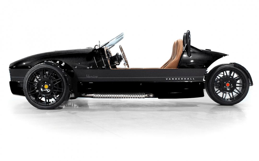 2019 Vanderhall Venice GT – Black