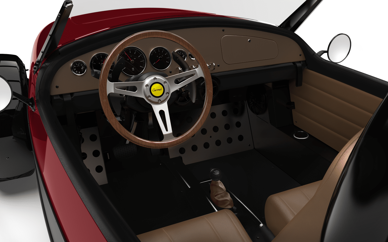 Vanderhall-Carmel-interior RED