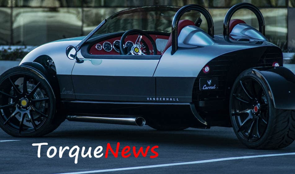 TorqueNews: Vanderhall Upgrades the 3-Wheeled-Vehicle Market