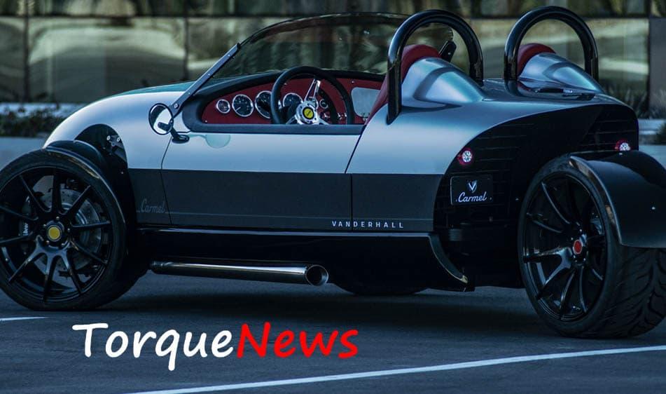 TorqueNews: Vanderhall Upgrades the 3-Wheeled-Vehicle Market