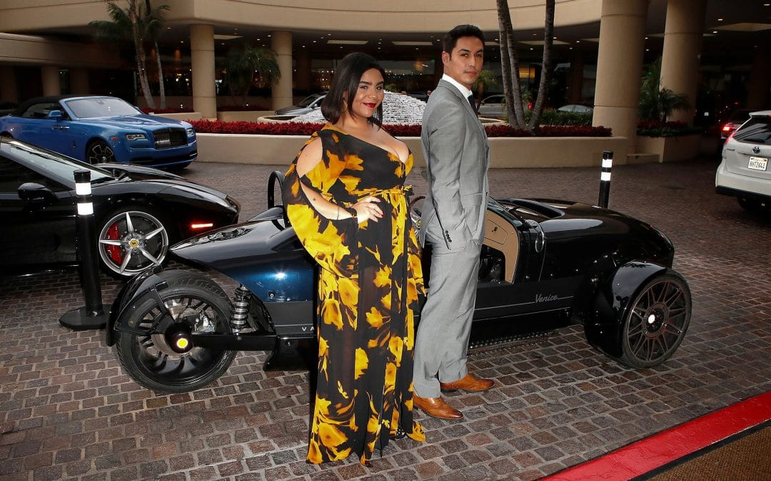 LATimes: Vanderhall Venice Featured at Race to Erase MS Gala Live Auction