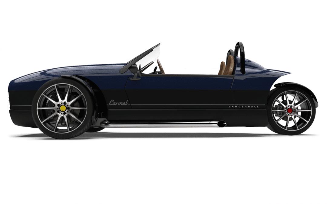 2020 Vanderhall Carmel – Poseidon Blue Metallic