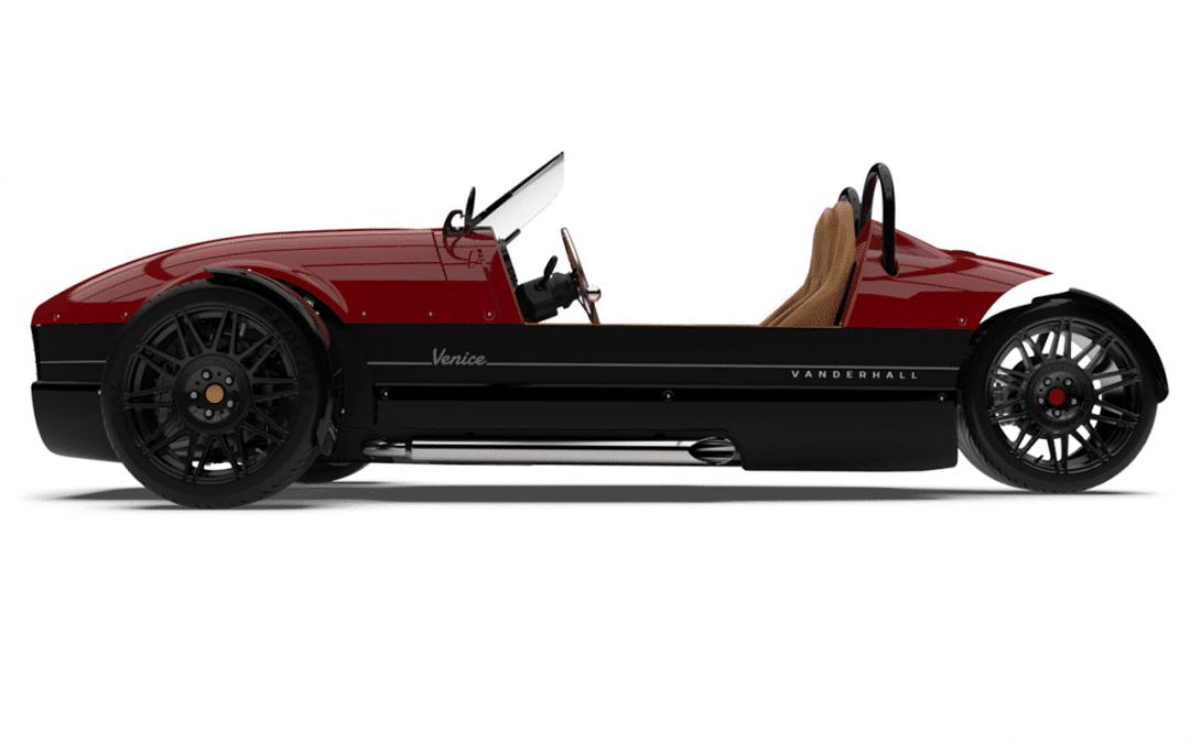 2020 Vanderhall Venice GT – Ruby Metallic*