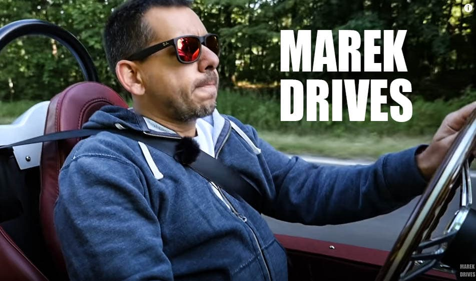 Marek Drives: Vanderhall Venice – Better Than a Motorcycle!
