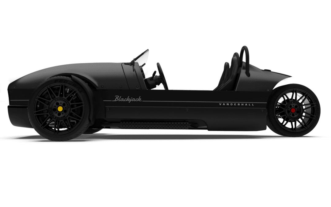 2020 Vanderhall Venice Blackjack – Matte Black