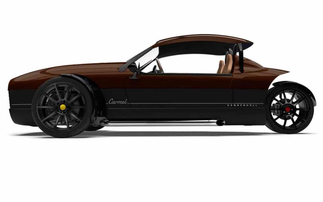 2020 Vanderhall Carmel GTS – Mesquite Brown