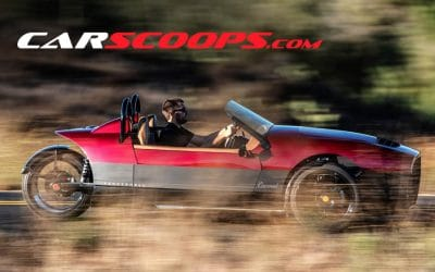 Carscoops: 2020 Vanderhall Carmel Autocycle Starts At $34,950, Does 0-60 In 4.5 Seconds