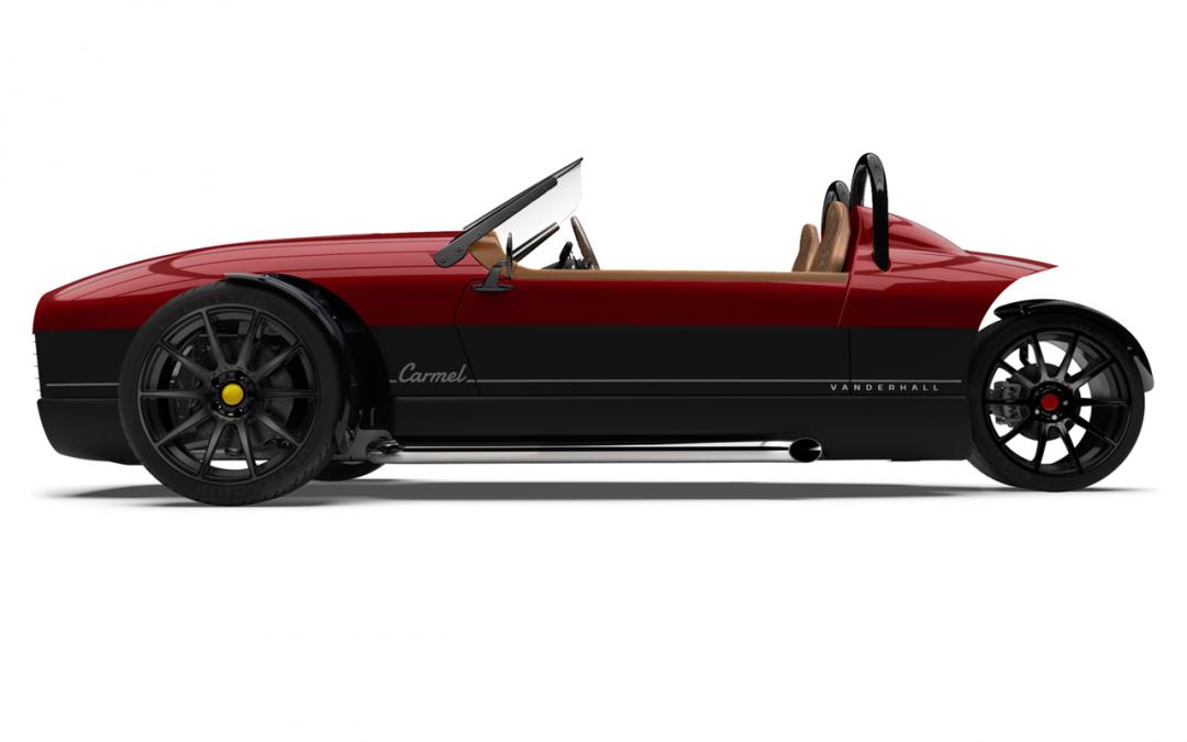 2021 Vanderhall Carmel GT-  Red