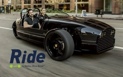 Ride: Driven! Vanderhall Edison2 Electric Trike