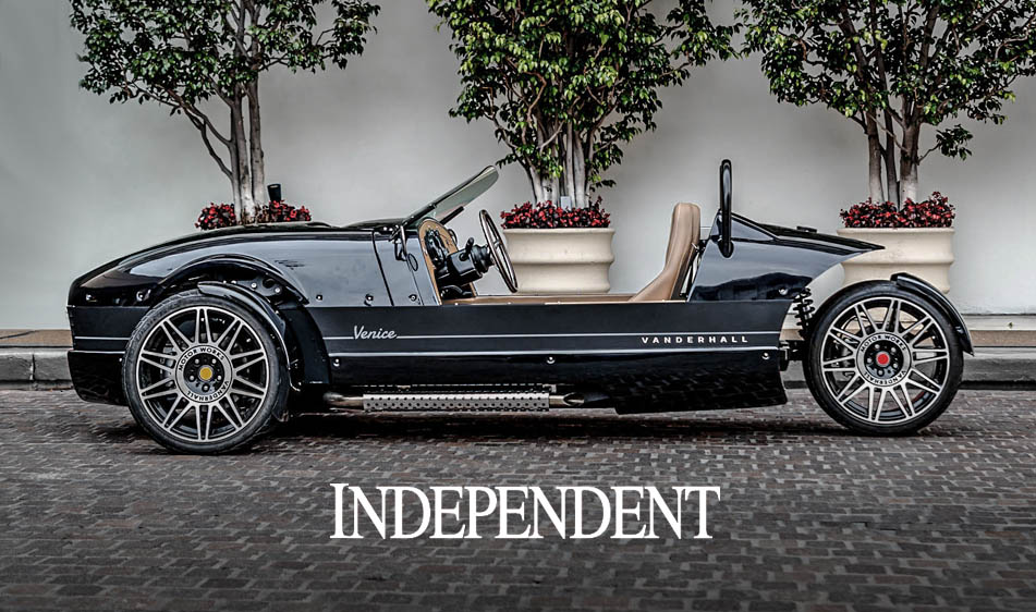 Independent: Not a Car, Not a Bike