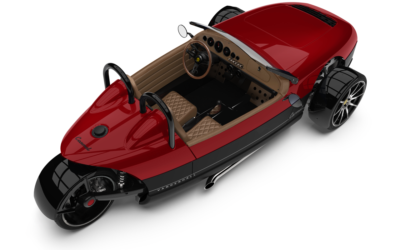Vanderhall-Carmel-High-Rear RED machined