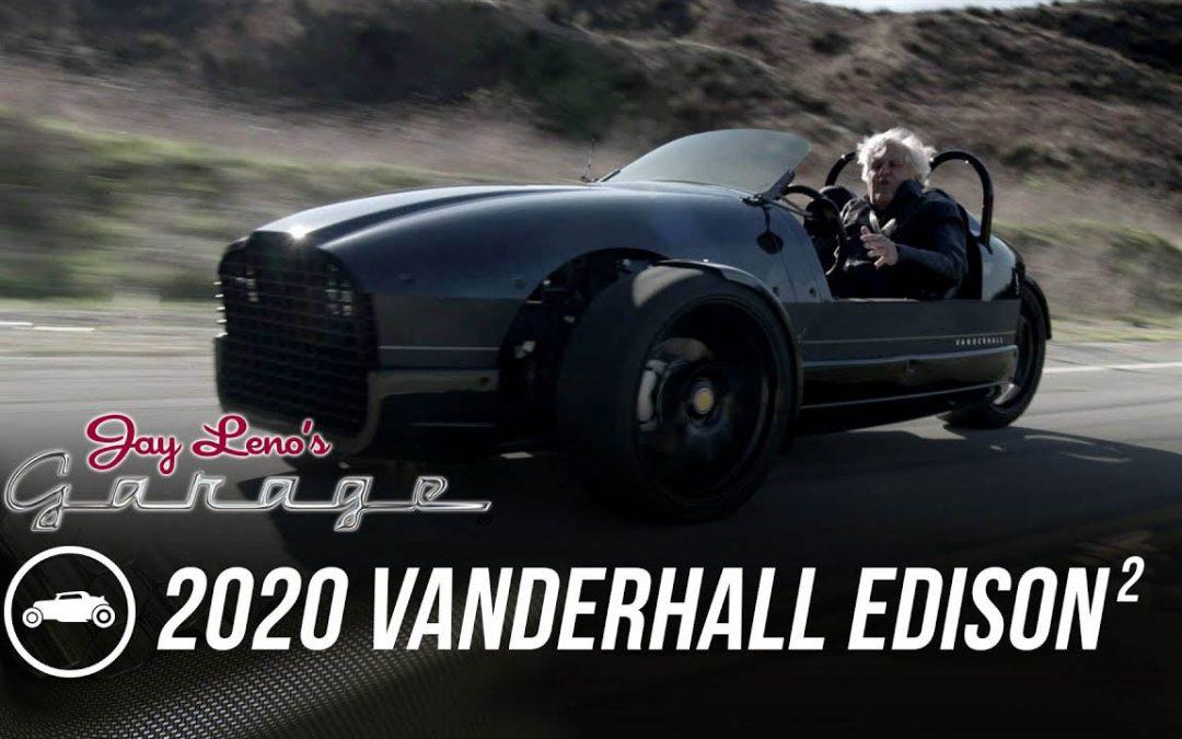 Jay Leno's Garage: 2020 Vanderhall Edison²