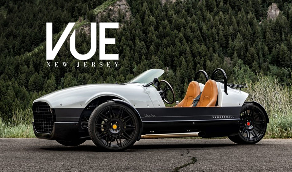 Vue New Jersey: Vanderhall Motor Works: Luxury and Speed Redifined
