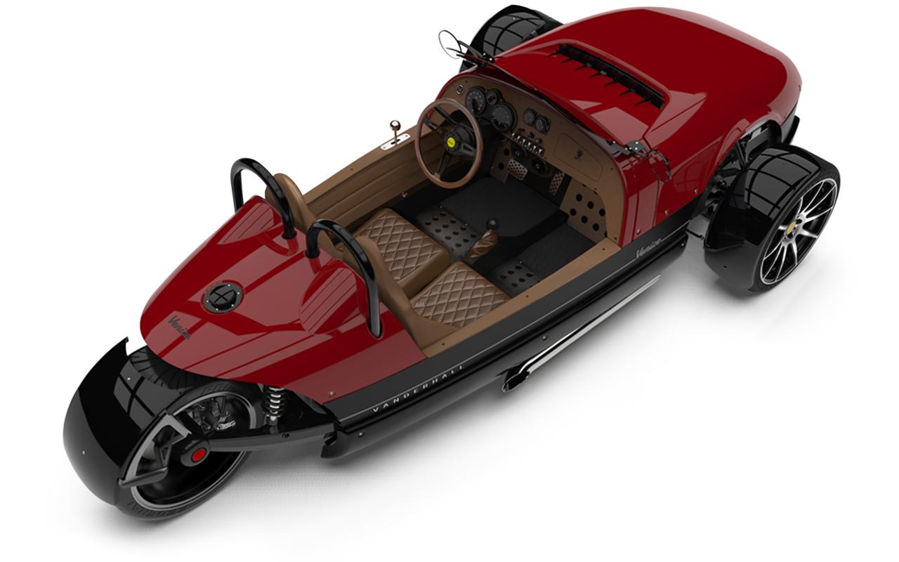 Vanderhall-Venice-High-Rear-rim EU nov machined wheels 3 inch