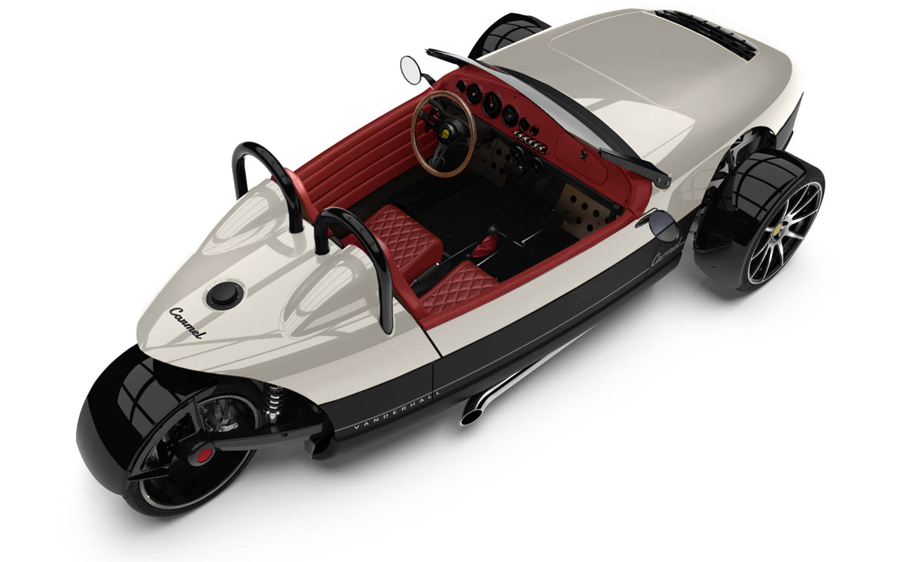 Vanderhall-Carmel-High-Rear IVORY WHITE cranberry machined