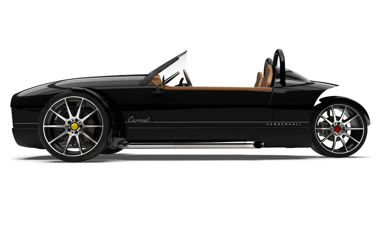 Vanderhall-Carmel-side BLACK machined