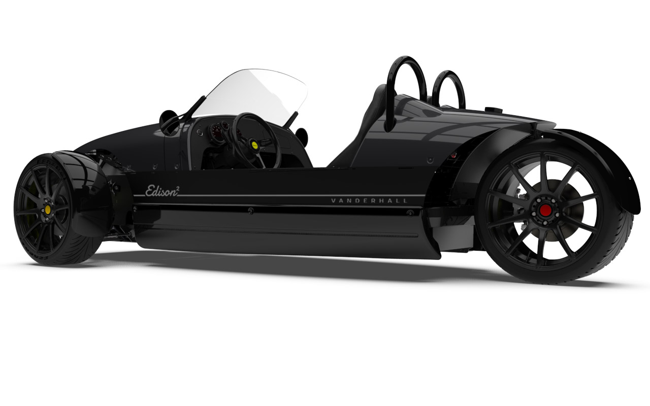 Vanderhall-Edison-side-rear with rear fender nov