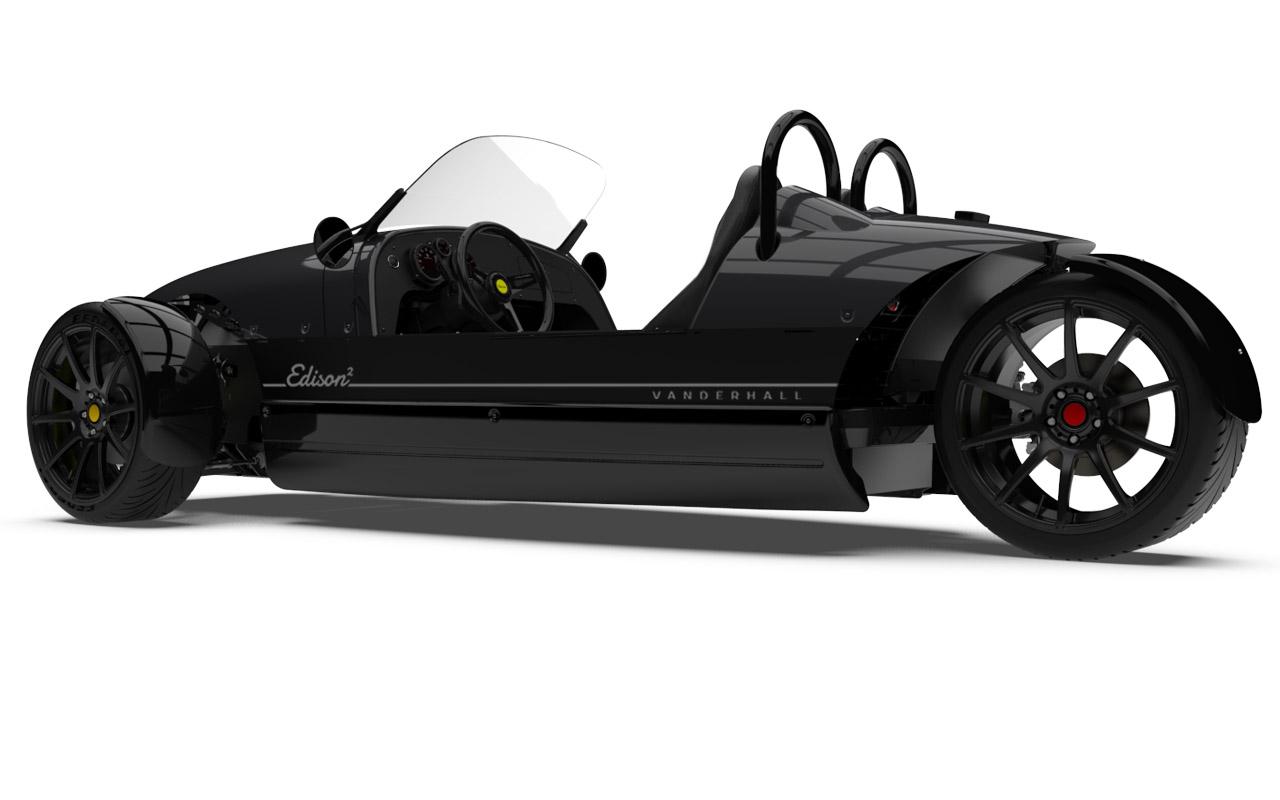 Vanderhall-Edison-side-rear with rear fender nov