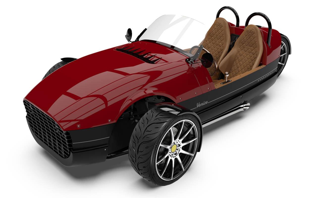 Vanderhall-Venice-high-front EU nov machined wheels 3 inch brembo
