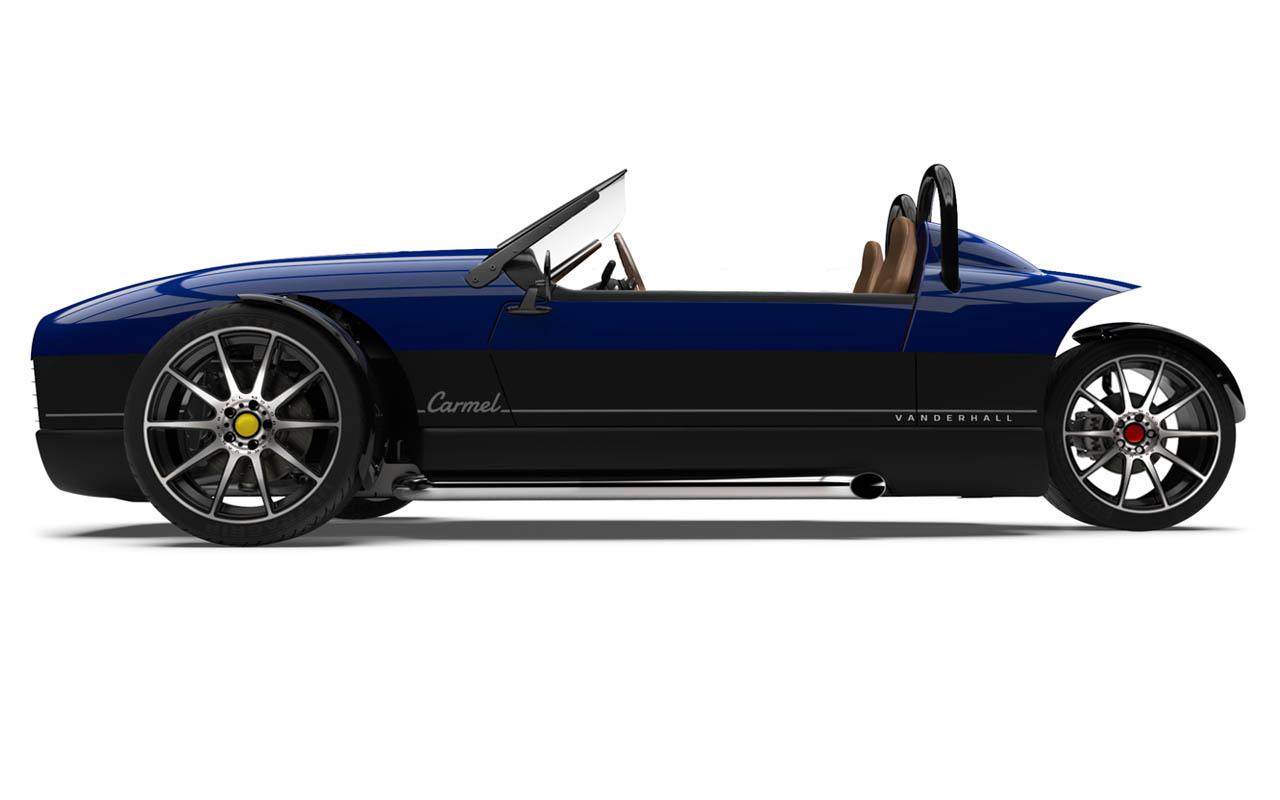 Vanderhall-Carmel-side tracy blue