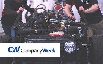 CompanyWeek: Profiles-Vanderhall Motor Works