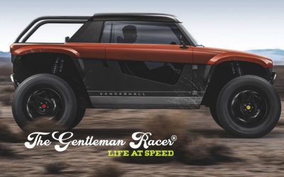 The Gentleman Racer: Vanderhall Teases New EV Off-Road Concept