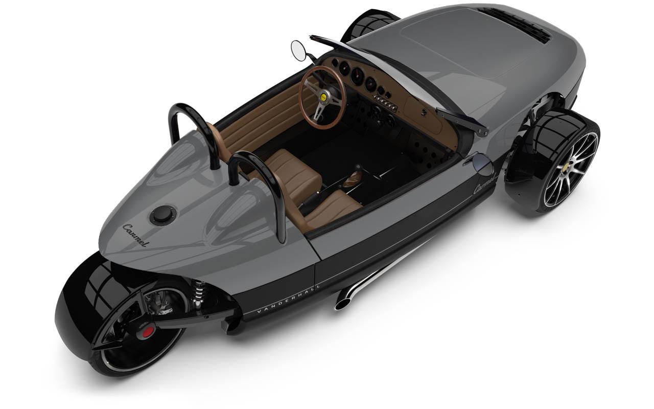 Vanderhall-Carmel-High-Rear-Jean-Grey black dead pedals