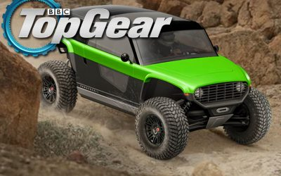 Top Gear: Check out the all-electric Vanderhall Navarro